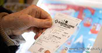EuroMillions results and draw for £176m jackpot on Tuesday, February 23