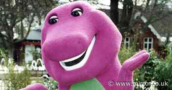 Woman left looking like Barney the Dinosaur' after hair dye job goes wrong