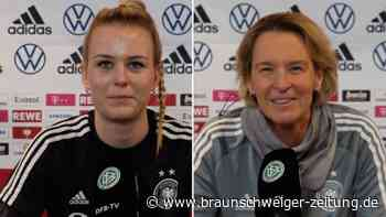 DFB-Frauen heiß auf Kracher gegen Europameister Niederlande