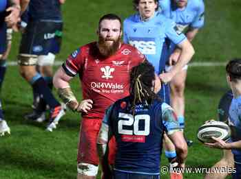 Ball and Elias boost Scarlets for Italian job - Welsh Rugby Union