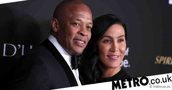 Dr Dre calls estranged wife Nicole Young a 'greedy b***h' as he raps about divorce in new song