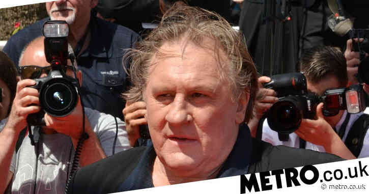 French actor Gerard Depardieu, 72, charged with raping actress in her 20s