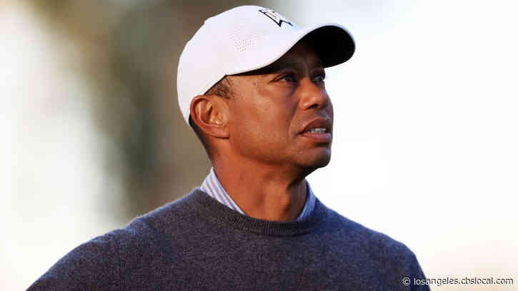 Tiger Woods Hospitalized After Rollover Crash In Rancho Palos Verdes