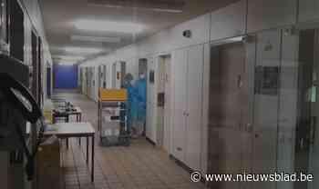 """592 gedetineerden besmet sinds start COVID-pandemie: """"Elke maand worden 1.000 mensen getest"""""""