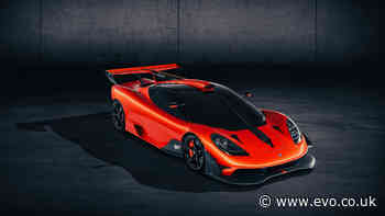 GMA T.50s Niki Lauda track-only supercar revealed