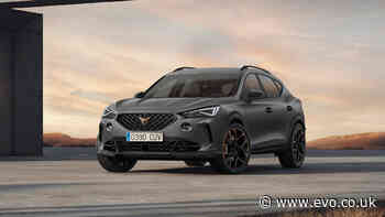 386bhp Cupra Formentor VZ5 revealed – crossover gets hot new powertrain