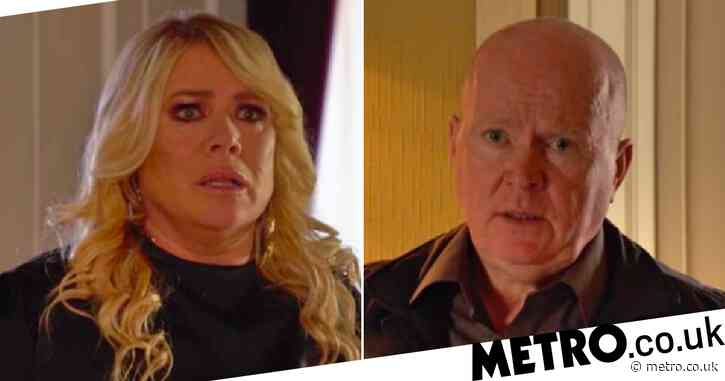 EastEnders spoilers: Sharon Watts crushed as Phil Mitchell tells her they're over for good