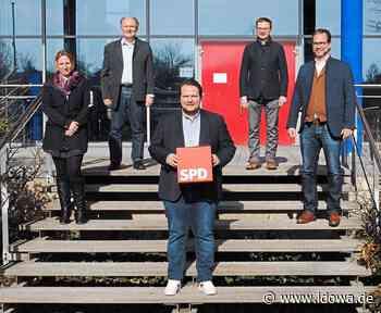 Wahl in Landau an der Isar - Severin Eder ist SPD-Bundestagskandidat für den Wahlkreis 230 - idowa