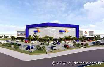 Aquiraz ganhará shopping modelo; 'Brisa Shopping' com 6.500m de área - Revista Ceará Seguro