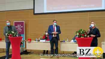 Dunja Kreiser gewinnt mit zwei Stimmen Vorsprung vor Letter