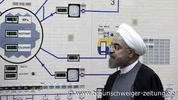 IAEA: Atombehörde: Iran stockt Vorrat an angereichertem Uran auf