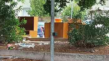 Dai rifiuti ai marciapiedi rotti, viaggio nel degrado di Borgonuovo a Palermo: la segnalazione - Giornale di Sicilia