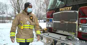 Whitby Fire Department focused on becoming more diverse