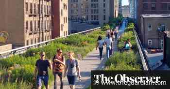 Manhattan makeover for London with floating green walkway plan - The Guardian