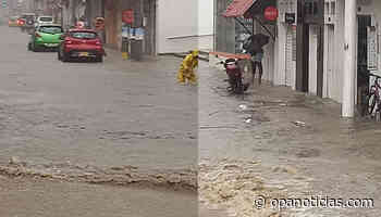 Decretan calamidad pública en La Plata y Campoalegre por fuertes lluvias - Opanoticias