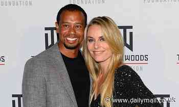 Lindsey Vonn says she is 'praying' for ex Tiger Woods after serious car crash