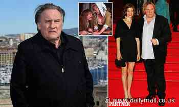 French actor Gerard Depardieu charged with 2018 rape and sex assault