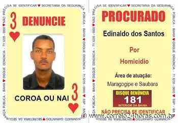 Suspeito de liderar tráfico em Maragogipe e Saubara é baleado em ação - Jornal Correio