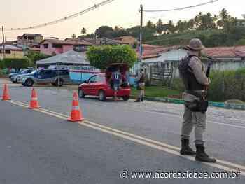 Prefeito de Feira de Santana busca apoio do município de Saubara para restringir entrada de visitantes - Acorda Cidade
