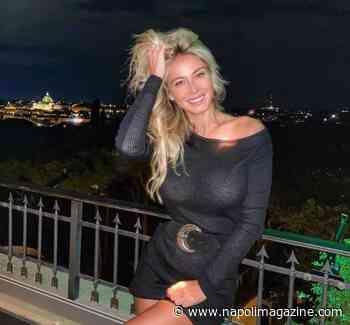 FOTO ZOOM - Diletta Leotta e la vista sulla città di Roma - Napoli Magazine