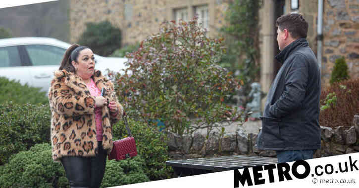 Emmerdale spoilers: Mandy Dingle reunites with Paul Ashdale as the wedding is back on