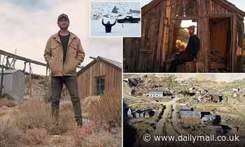 Texas man 'trapped' in abandoned California mining town he bought
