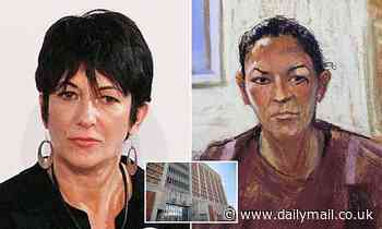 Ghislaine Maxwell applies for bail for a THIRD time; offers to renounce UK and French citizenship