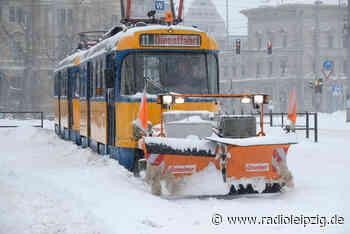 LVB: Tram-Strecke nach Schkeuditz wieder frei - Radio Leipzig