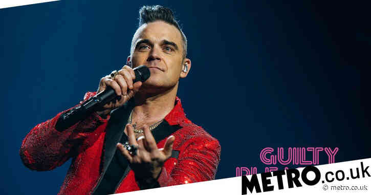 Robbie Williams set to entertain us with biopic from Greatest Showman director