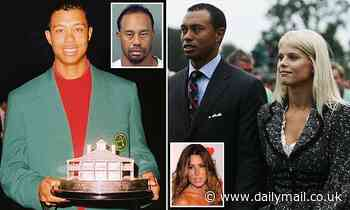 Tiger's troubled life: Sporting icon's meteoric rise to fame, fall from grace and epic comeback