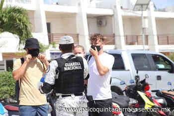 Continuarán protocolos sanitarios en Quintana Roo pesé a semáforo amarillo - Palco Quintanarroense