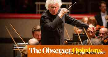No Simon Rattle, and no new concert hall for London ... but we will survive - The Guardian