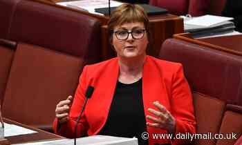 Defence Minister Linda Reynolds is admitted to hospital