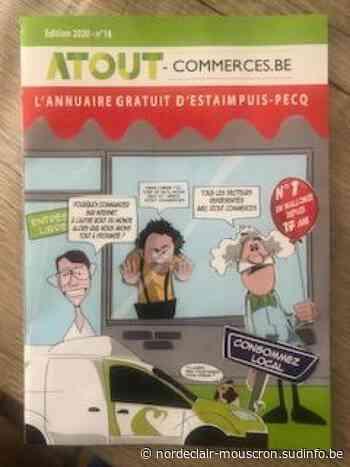 Pecq et Estaimpuis: pas mis à jour, le répertoire commercial est rempli d'erreurs! - Sudinfo.be