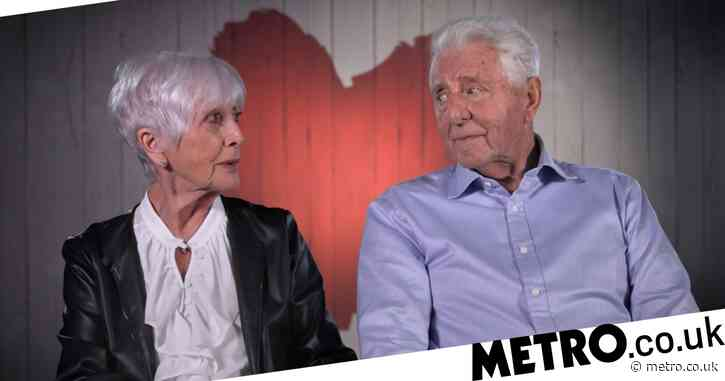 First Dates delights as 83-year-old former pin-up Jean meets someone special in 'adorable' scenes