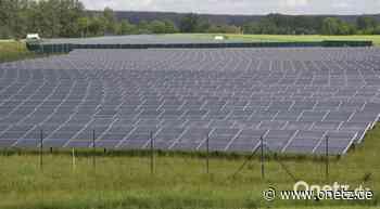 Freiflächen-Photovoltaik: Keine klaren Mehrheiten in Edelsfeld - Onetz.de