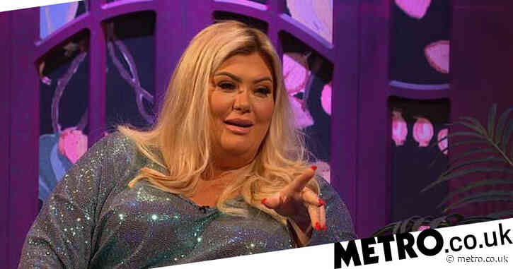 Gemma Collins confesses criminal activity she's been doing all her life