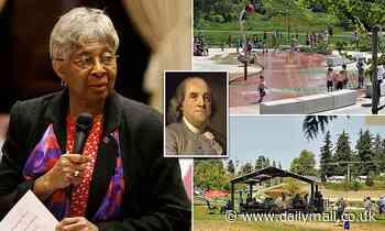 Tacoma's Benjamin Franklin Park is renamed after Sen. Rosa Franklin
