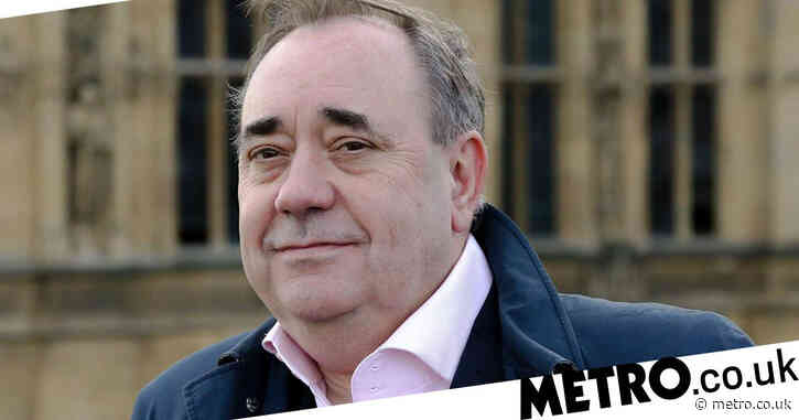 Alex Salmond pulls out of Holyrood hearing after evidence redacted