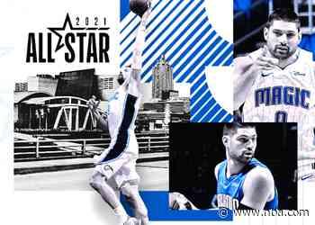 Nikola Vucevic Named 2020-21 NBA All-Star