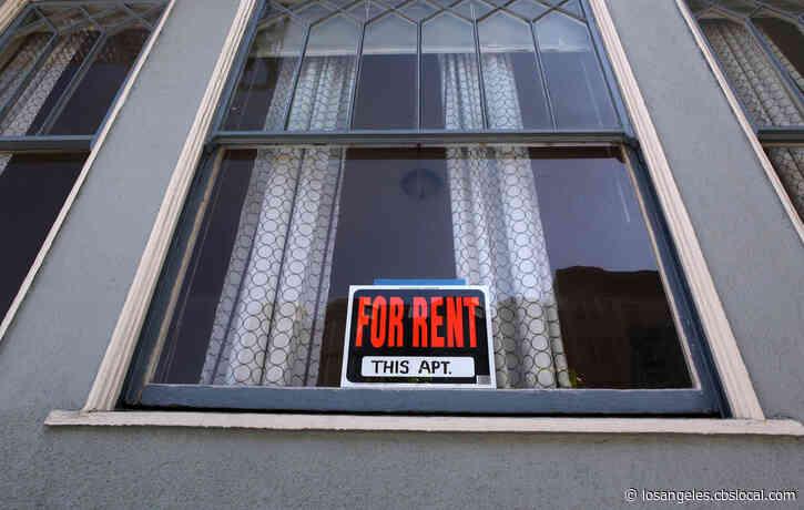 LA County Extends Moratorium On Evictions Through June 30