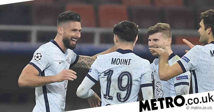 Olivier Giroud reveals he was 'annoyed' with Mason Mount before Chelsea goal vs Atletico Madrid