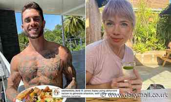 Vegan James Aspey is slammed for comparing farming to the Holocaust by Clementine Ford in online row