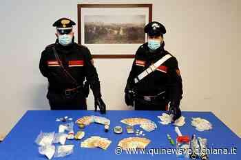 Aveva 30 mila euro di droga in casa - Qui News Valdichiana