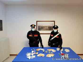 Sinalunga, 59enne trovato in possesso di oltre 360 grammi di cocaina e circa 3mila euro in contanti - Siena News