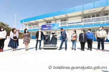 Cumple el Gobierno del Estado con más obras para Jaral de Progreso. - Noticias Gobierno del Estado de Guanajuato