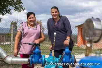 Entregan obras hidráulicas en Jaral del Progreso - Noticias Gobierno del Estado de Guanajuato