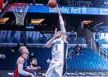 Magic Fall to Pistons on Night Nikola Vucevic is Named NBA All-Star