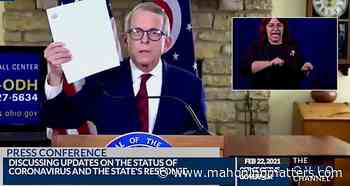 DeWine: No next phase until '65 years olds have no trouble getting the vaccine' - Mahoning Matters