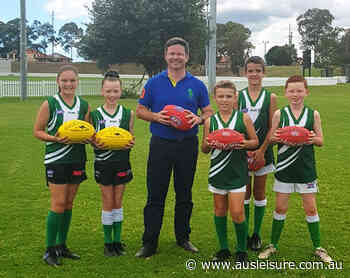 Upgrades to Olds Park will support Georges River sport and recreational activities - Australasian Leisure Management